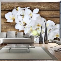 Basera® Fototapete Orchideenmotiv 10110906-112, Vliestapete