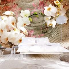 Artgeist Fototapete - Desert Orchid