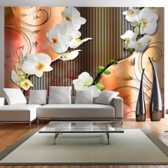 Artgeist Fototapete - Orchid