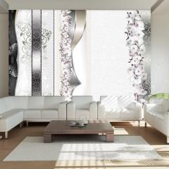 Basera® Fototapete Orchideenmotiv 10110906-105, Vliestapete