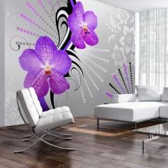 Basera® Fototapete Orchideenmotiv 10110906-126, Vliestapete