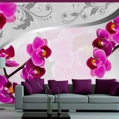 Basera® Fototapete Orchideenmotiv 10110906-42, Vliestapete