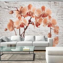 Basera® Fototapete Orchideenmotiv b-A-0228-a-c, Vliestapete