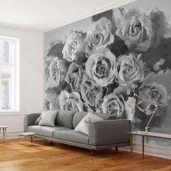 Artgeist Fototapete - A dozen roses