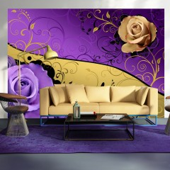 Artgeist Fototapete - Double elegance