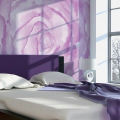 Artgeist Fototapete - Rose (rosa)