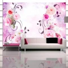 Artgeist Fototapete - Rose variations