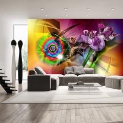 Artgeist Fototapete - Magic Light of Colors