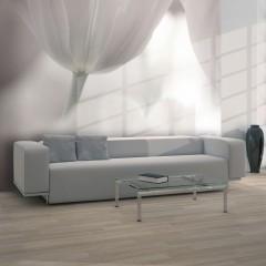 Basera® Fototapete Tulpenmotiv 100406-75, Vliestapete