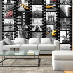 Artgeist Fototapete - NY - Diversity (collage)