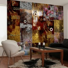 Artgeist Fototapete - Painted Abstraction