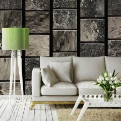 Artgeist Fototapete - Painted Squares