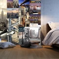Artgeist Fototapete - Streets of New York