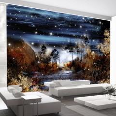 Artgeist Fototapete - Magical forest