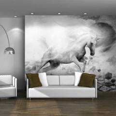 Artgeist Fototapete - Unicorn
