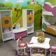 Basera® Fototapete Kindermotiv 100402-16, Vliestapete