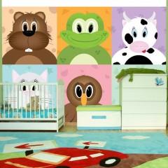 Basera® Fototapete Kindermotiv 10110902-1, Vliestapete