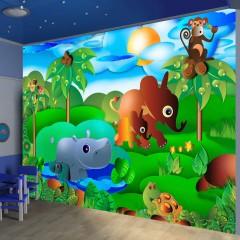 Basera® Fototapete Kindermotiv 10110902-9, Vliestapete