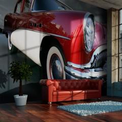Artgeist Fototapete - Amerikanisches Luxusauto