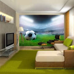 Basera® Fototapete Sportmotiv 101102-2, Vliestapete
