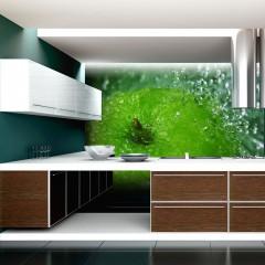 Basera® Fototapete Küchenmotiv 100408-10, Vliestapete