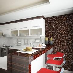 Basera® Fototapete Küchenmotiv 100405-46, Vliestapete