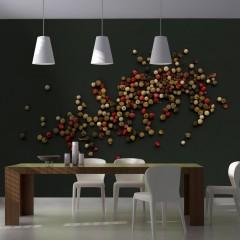 Basera® Fototapete Küchenmotiv 10040908-11, Vliestapete