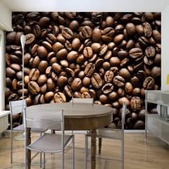 Artgeist Fototapete - Roasted coffee beans