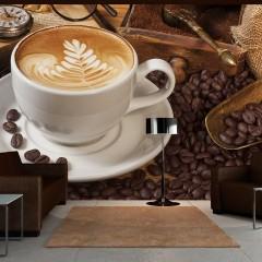 Artgeist Fototapete - Vielleicht Kaffee?