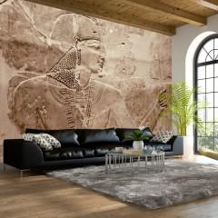 Artgeist Fototapete - Stone Pharaoh