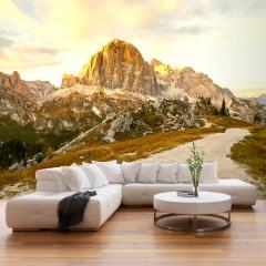 Artgeist Fototapete - Beautiful Dolomites