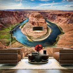 Artgeist Fototapete - Grand Canyon Colorado