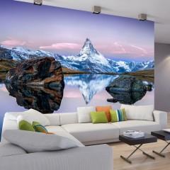 Artgeist Fototapete - Lonely Mountain