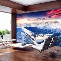 Artgeist Fototapete - Magnificent Alps