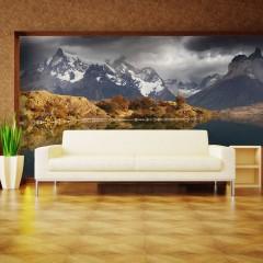 Artgeist Fototapete - Torres del Paine National Park