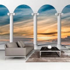 Artgeist Fototapete - Heavenly Arch