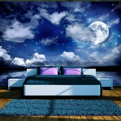 Artgeist Fototapete - Magische Nacht