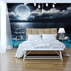 Artgeist Fototapete - Blue Lagoon