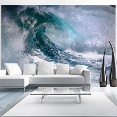 Artgeist Fototapete - Ocean wave