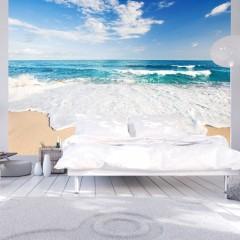 Artgeist Fototapete - Sea Waves