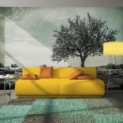 Artgeist Fototapete - Baum - Vintage