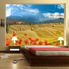 Basera® Fototapete Landschaftsmotiv 10110903-8, Vliestapete