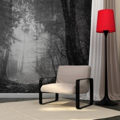Artgeist Fototapete - Forest of shadows