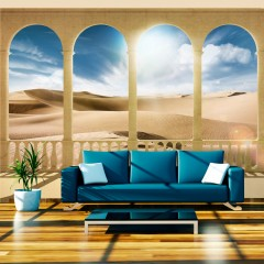 Artgeist Fototapete - Dream about Sahara