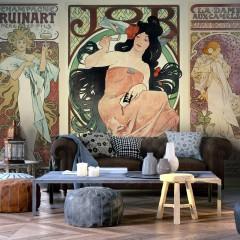 Artgeist Fototapete - Alphonse Mucha. Women's