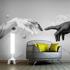 Artgeist Fototapete - Intergalactic touch