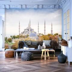 Artgeist Fototapete - Hagia Sophia - Istanbul