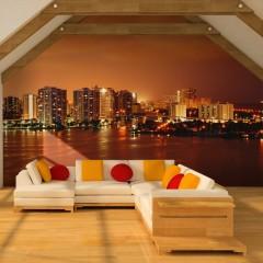 Artgeist Fototapete - Welcome to Miami