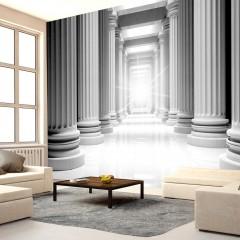 Artgeist Fototapete - Ancient parthenon
