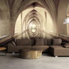 Artgeist Fototapete - Magical Corridor